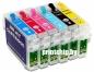Комплект ПЗК для Epson C110 (73 картридж) (пустой)