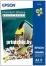 Фотобумага Epson Premium Glossy Photo Paper А4 (30х21) (C13S041624) суперглянцевая односторонняя 255 г/м, 50 л.