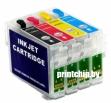 Комплект ПЗК для HP DesignJet 500 / 100 / 110 (пустой)